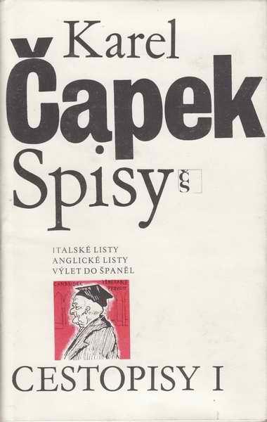 Cestopisy - Karel Čapek
