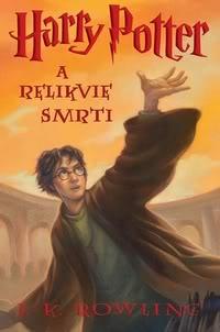 Harry Potter a Relikvie smrti - J.K. Rowlingová